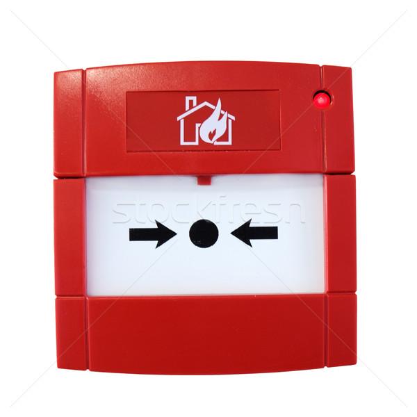 Fire alarm Stock photo © tuulijumala