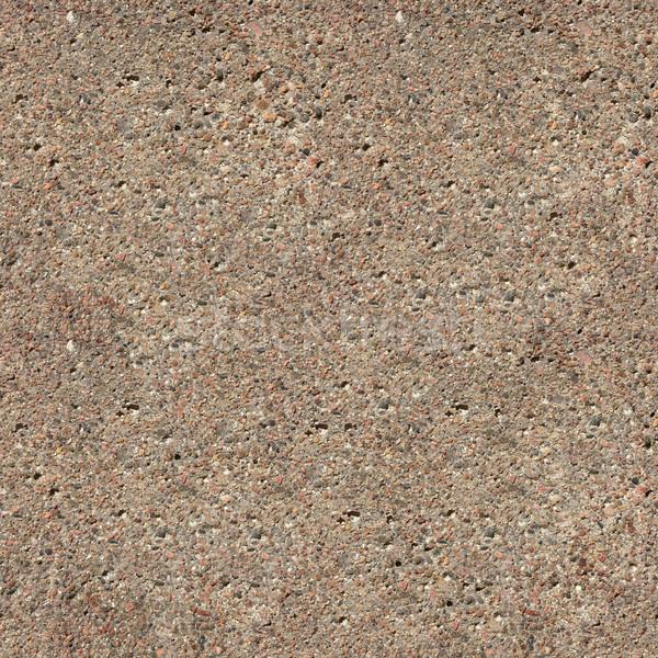 Végtelenített homok cement felület közelkép textúra Stock fotó © tuulijumala