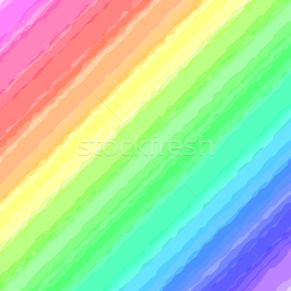 Colorful pastel color spectrum paint vector background. Stock photo © tuulijumala