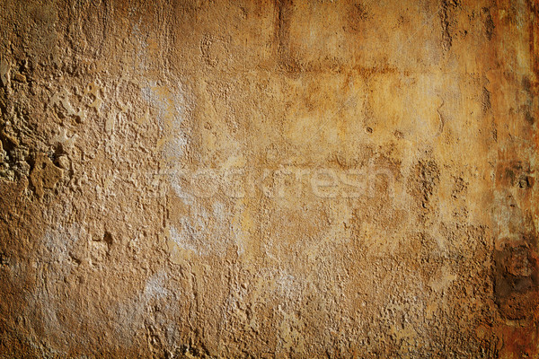 Ancient withered wall grunge texure. Stock photo © tuulijumala