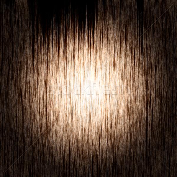 Grunge sötét fény folt központ fa Stock fotó © tuulijumala
