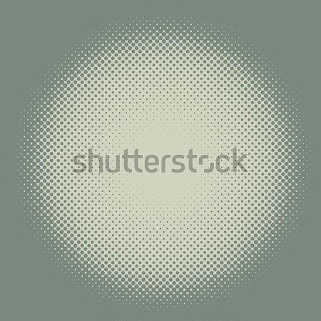 Jaune vert vintage en demi-teinte cadre Photo stock © tuulijumala
