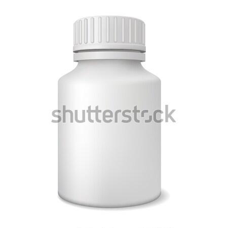 Realistisch medische geneeskunde studio zorg Stockfoto © tuulijumala