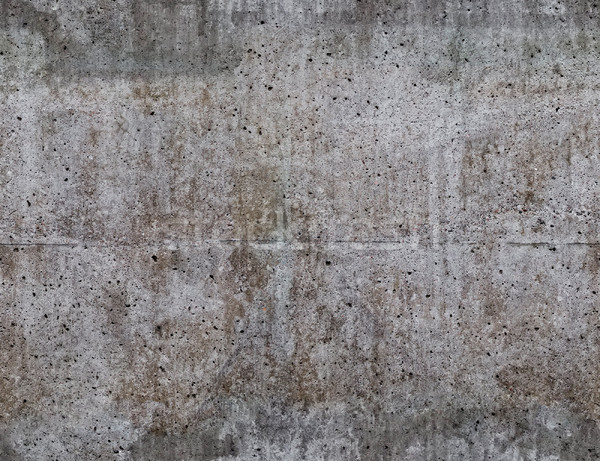 Seamless grungy withered concrete wall texture. Stock photo © tuulijumala