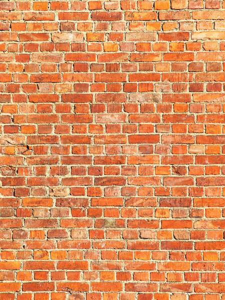 Brick wall Stock photo © tuulijumala