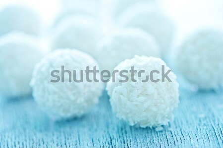 baby food, dry milk Stock photo © tycoon