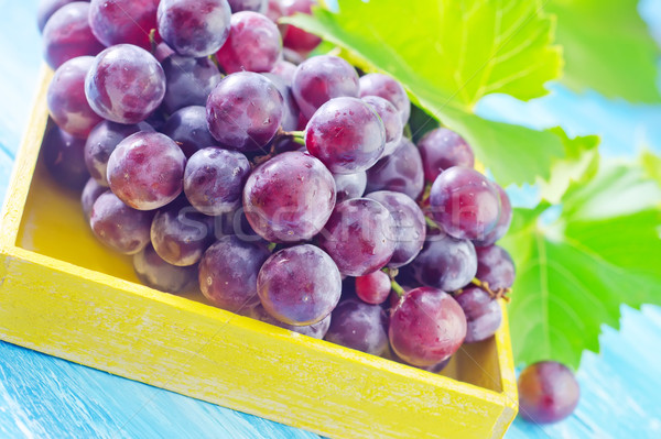 grape Stock photo © tycoon