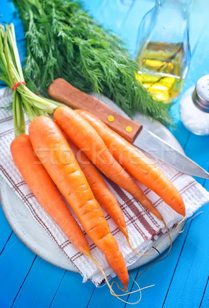 Stock fotó: étel · zöld · kék · homok · szín · tiszta