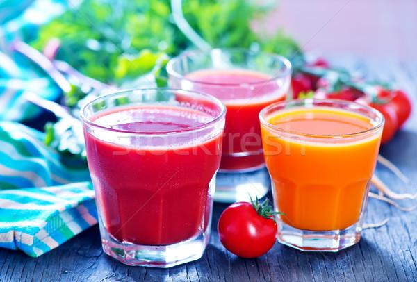 vegetable juice Stock photo © tycoon