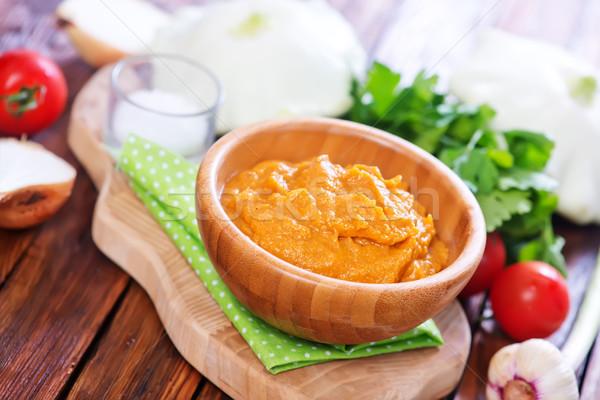vegetable caviar Stock photo © tycoon