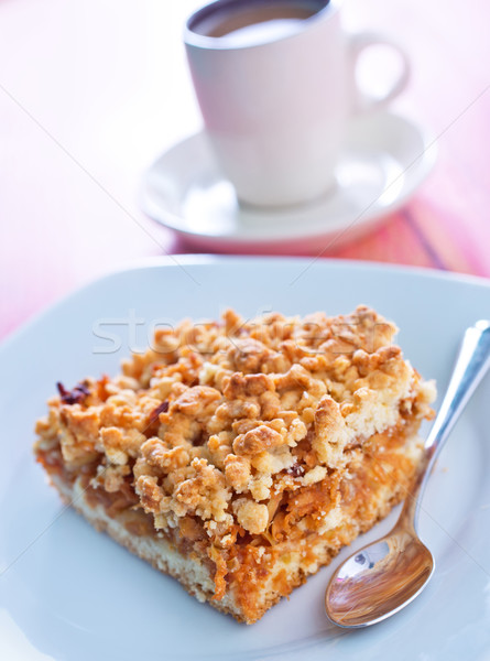apple pie Stock photo © tycoon