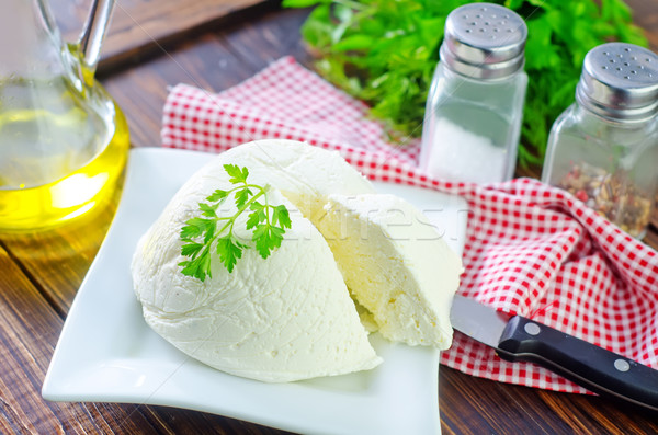 ricotta Stock photo © tycoon