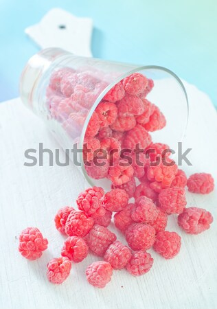 raspberry Stock photo © tycoon