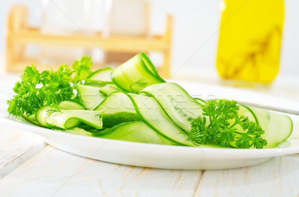 fresh salad Stock photo © tycoon