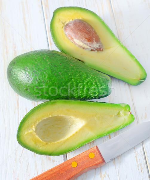 avocado Stock photo © tycoon
