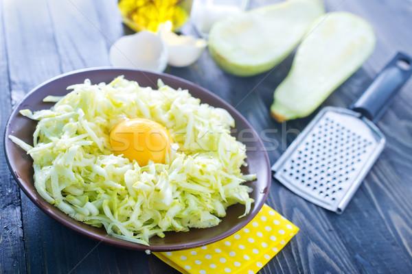 Ovo verão cozinhar objeto dieta saudável Foto stock © tycoon