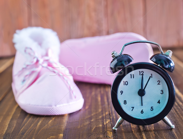 baby shoes Stock photo © tycoon