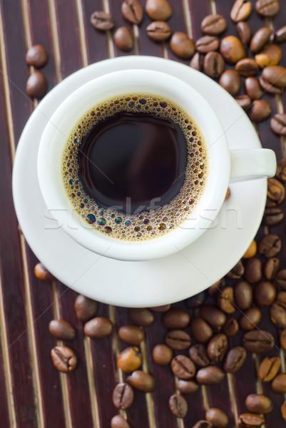 コーヒー スパイス 食品 背景 ドリンク ストックフォト © tycoon