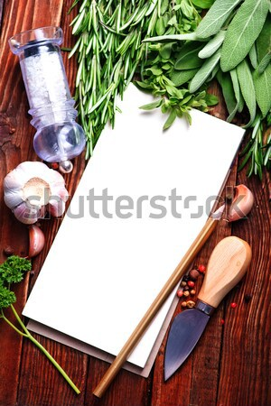 aroma herb and spice Stock photo © tycoon