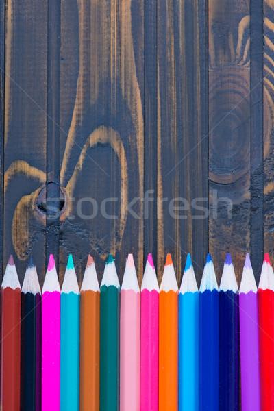 pencils Stock photo © tycoon