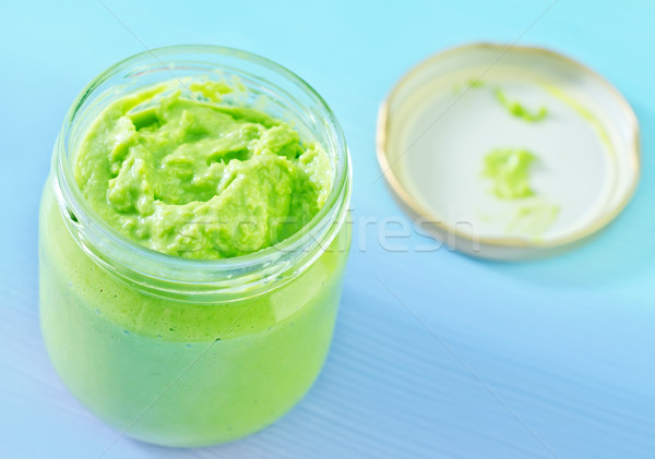 wasabi Stock photo © tycoon