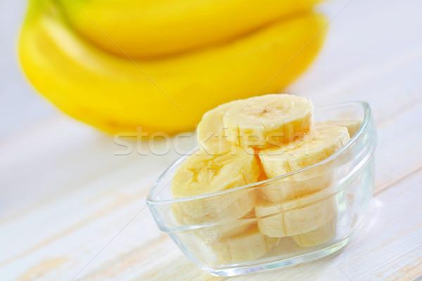 banana Stock photo © tycoon