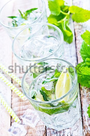 birch tree juice Stock photo © tycoon
