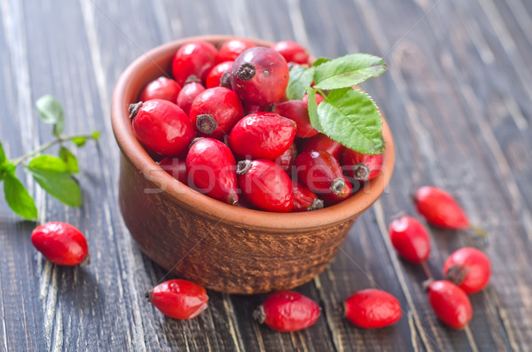 red berry Stock photo © tycoon