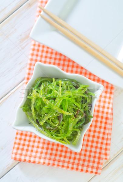 chuka salad Stock photo © tycoon
