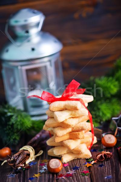 christmas cookies Stock photo © tycoon