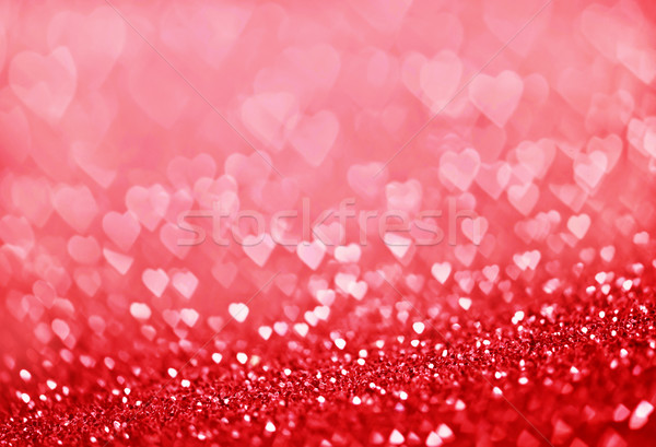 heart bokeh Stock photo © tycoon