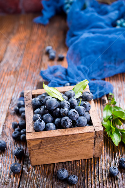 blueberry Stock photo © tycoon