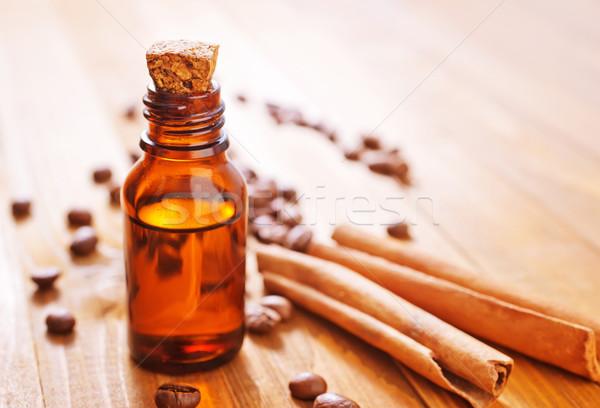 Stock photo: aroma oil