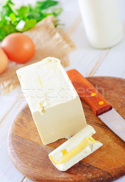margarine Stock photo © tycoon