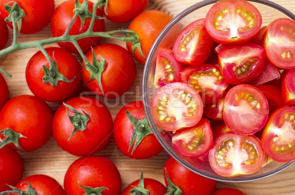 tomato Stock photo © tycoon