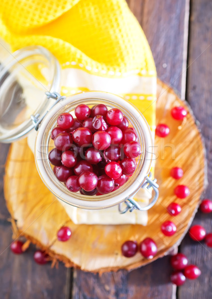 cranberry Stock photo © tycoon