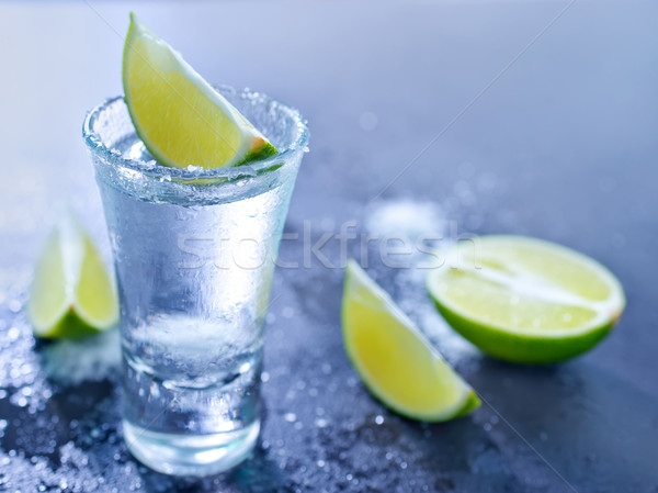 tequilla Stock photo © tycoon