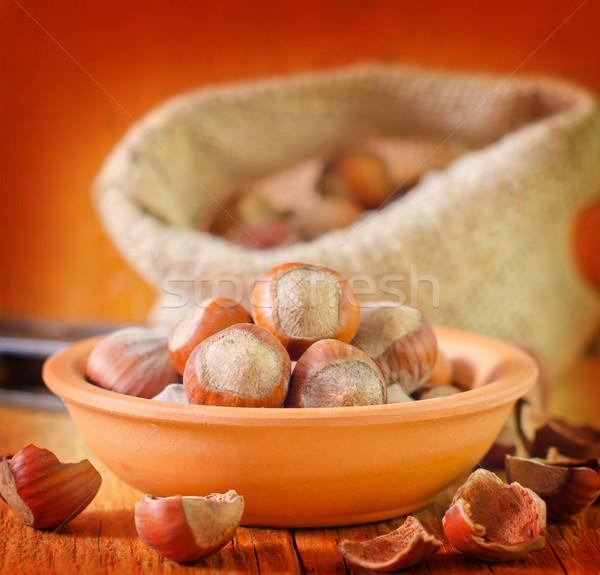żywności charakter tle energii powłoki Zdjęcia stock © tycoon