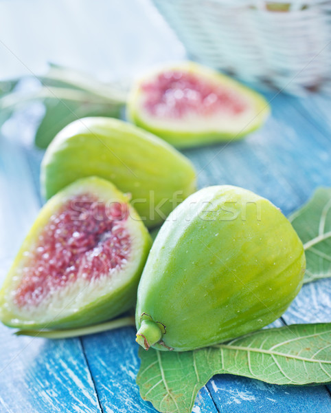 fresh figs Stock photo © tycoon