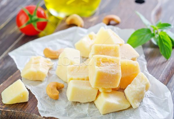 parmesan Stock photo © tycoon