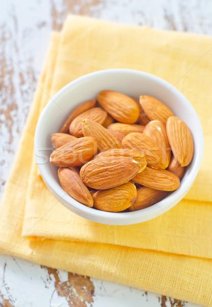 almond Stock photo © tycoon
