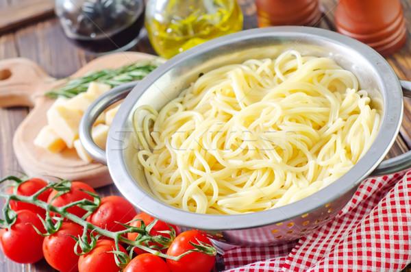 spaghetty Stock photo © tycoon