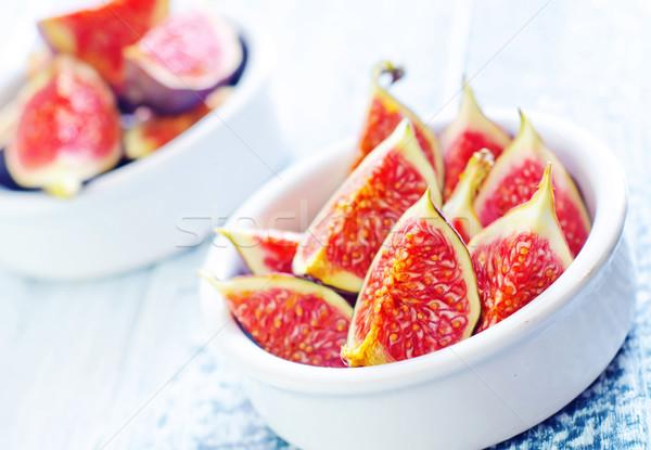 świeże puchar tabeli żywności grupy tropikalnych Zdjęcia stock © tycoon