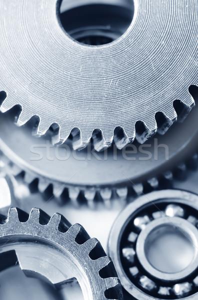 metal gear Stock photo © tycoon