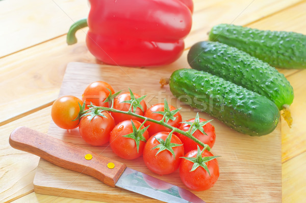vegetables Stock photo © tycoon