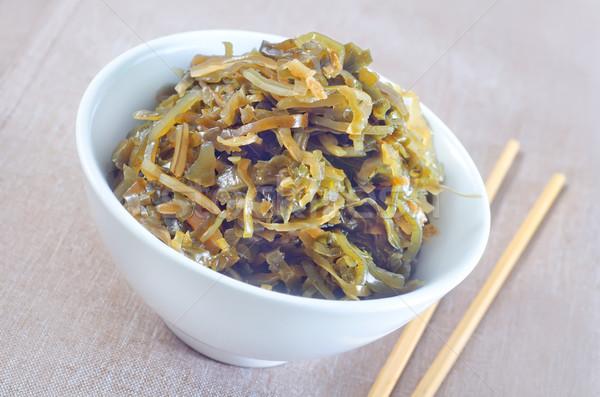 Sea cabbage Stock photo © tycoon