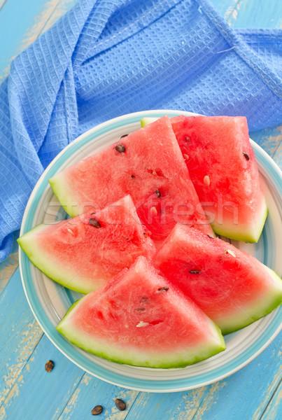 watermelon Stock photo © tycoon