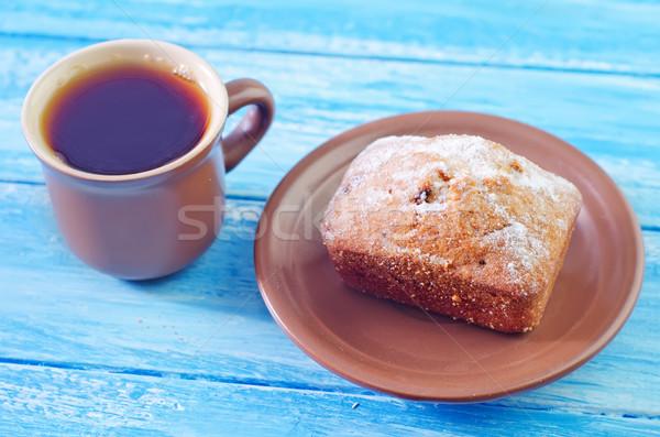 Zoete suiker achtergrond witte dessert moer Stockfoto © tycoon