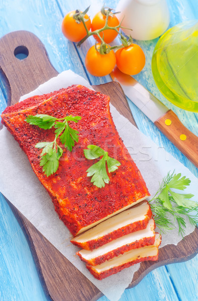 другой Spice продовольствие фон красный Сток-фото © tycoon