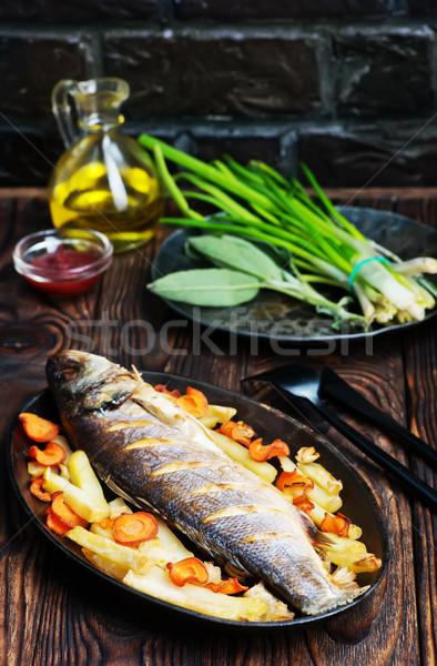 Fish Stock photo © tycoon